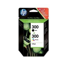 HP CN637EE Nr 300 schwarz/farbig Kombipackung