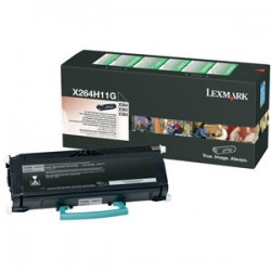 Lexmark 0X264H11G Return Toner