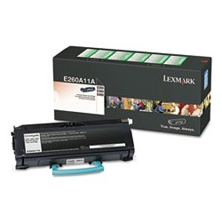 Lexmark E260A11E Return Toner
