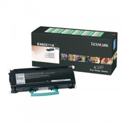 Lexmark E460X11E Return Toner