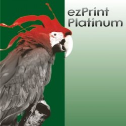 Platinum CLI-521BK mit Chip kompatible Patrrone