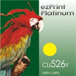 Platinum CLI-526Y mit chip