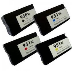 ezPrint CN048AE (HP 951XL Y) kompatible Patrone