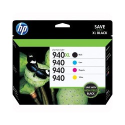HP Tinte Nr 940 XL Combo Value Pack (C2N93AE)