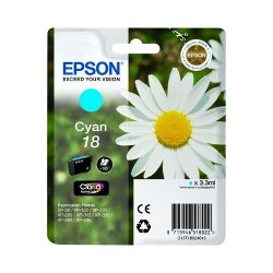 Epson Tinte 18 cyan