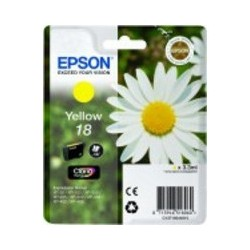 Epson Tinte 18 gelb
