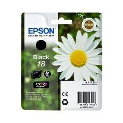 Epson Tinte 18XL schwarz hohe Kapazität