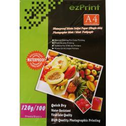 InkJet Photopapier A4 100Stk 120g matt