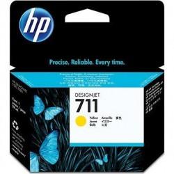 HP Tinte Nr 711 gelb (CZ132A)