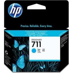 HP Tinte Nr 711 cyan (CZ130A)