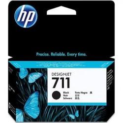 HP Tinte Nr 711 schwarz hohe Kapazität (CZ133A)
