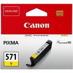 Canon CLI-571Y Tinte gelb (0388C001)