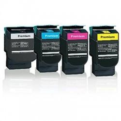 Kompatibler Toner zu Lexmark 800H0/802HK schwarz hohe Kapazität
