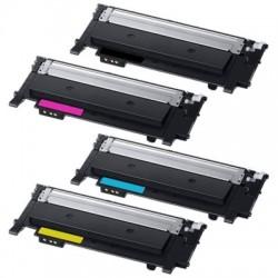 Kompatibler Toner zu Samsung CLT-C404S cyan