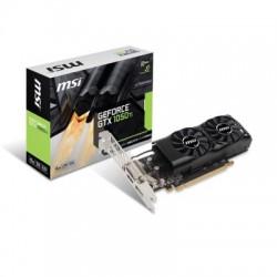 MSI GeForce GTX 1050 Ti 4GT LP, 4GB GDDR5, DVI, HDMI, DisplayPort (V809-2404R)