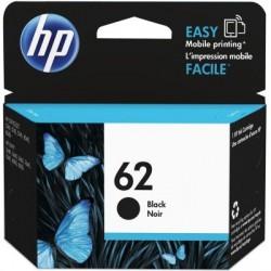 HP 62 Druckkopf mit Tinte schwarz (C2P04AE)