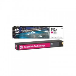 HP 913A Tinte magenta (F6T78AE)