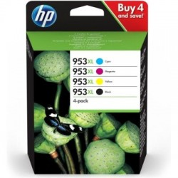 HP 953 XL Value Pack (3HZ52AE)