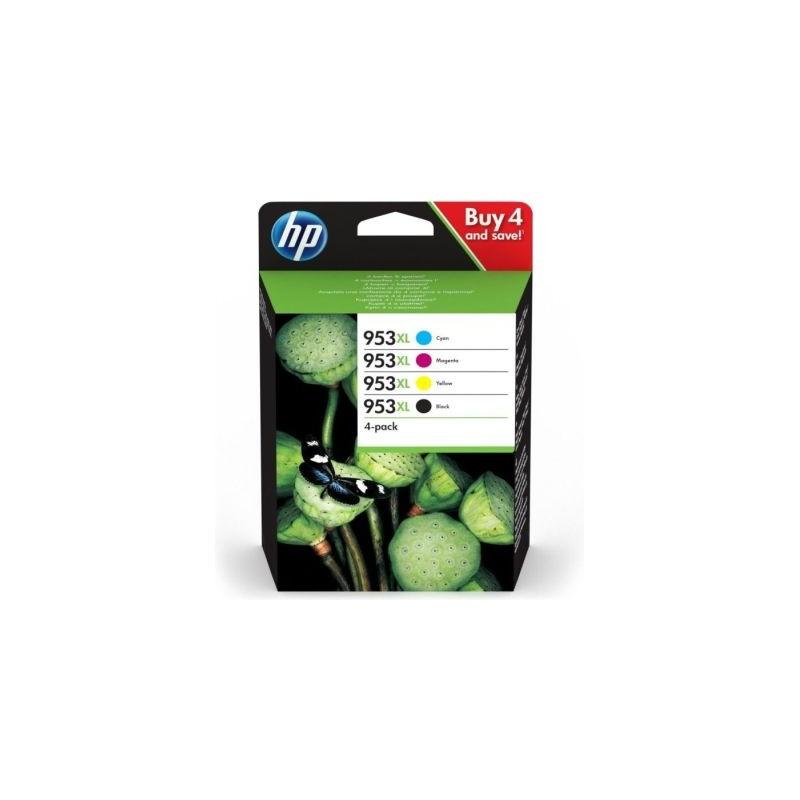HP 953 XL Value Pack (3HZ52AE)