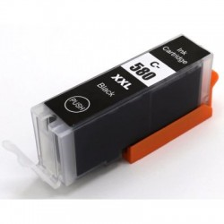 Kompatible Tinte zu Canon PGI-580PGBK XXL schwarz