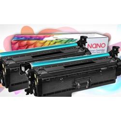 nano CE310A / 729 BK Doppelpack kompatibler Toner