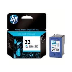 HP Druckkopf mit Tinte Nr 22 farbig (C9352AE)