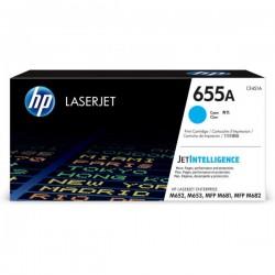 HP Toner 655A cyan (CF451A)
