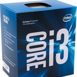 Intel Core i3-7100, 2x 3.90GHz, boxed (BX80677I37100)