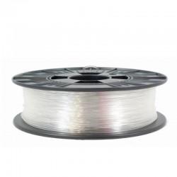 3D filament 1,75 mm P-GLASS transparent 1000g 1kg