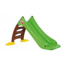 Rutsche Kinderrutsche 120cm Rutschbahn grün