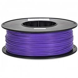 3D filament 1,75 mm TPU+TPE rubber gummi purpur 1000g 1kg