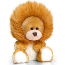 Keel Toys Pipp The Bear als Löwe verkleidet 14cm Bár