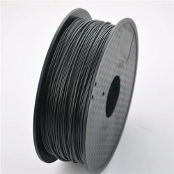 3D filament 1,75 mm Carbon Fiber + PETG Compound 1000g 1kg