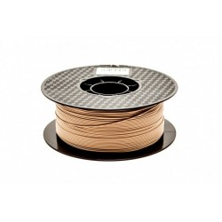 3D filament 1,75 mm Wood+PLA Compound braun 800g