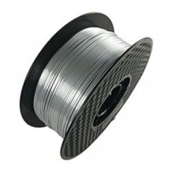 3D Filament 1,75 mm Polymer Silk silber 1000g 1kg