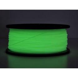 3D Filament PLA 1,75 mm Nachtleuchtend grün 1000g 1kg