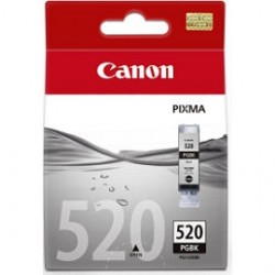 Canon PGI-520BK Tinte schwarz, 2er-Pack