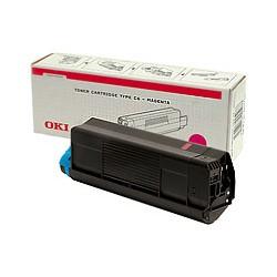 OKI C3100 magenta original Toner