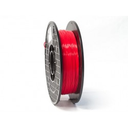 3D filament 1,75 mm TPU rubber gummi rot 800g