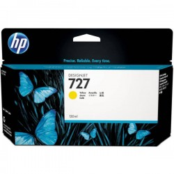 HP Tinte 727 gelb hohe Kapazität (B3P21A)