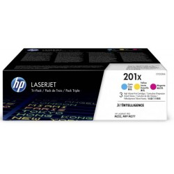 HP Toner 201X Value Pack (CF253XM)