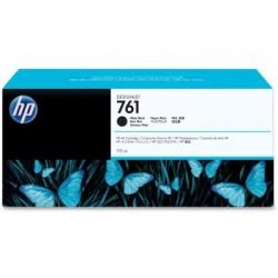 HP 761 Tinte schwarz matt hohe Kapazität (CM997A)