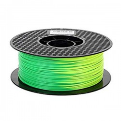 3D Filament 1,75 mm PLA Tempshift grün zu gelbgrün 1000g 1kg