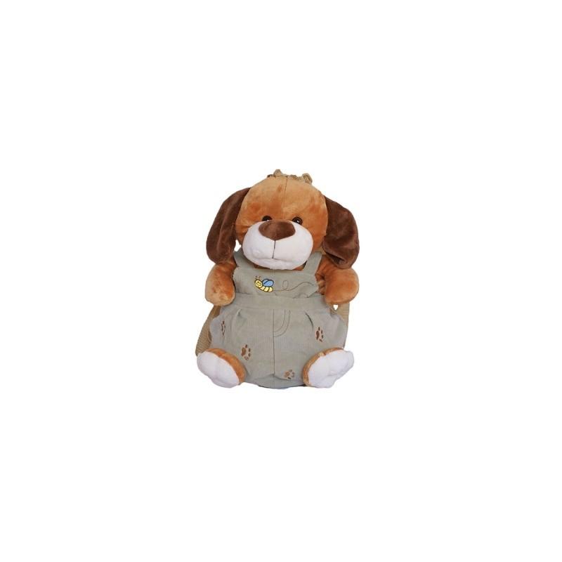 Plüschrucksack Hund 40cm