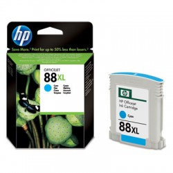 HP Tinte Nr 88 XL cyan 17ml (C9391AE)