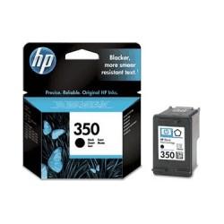HP Druckkopf mit Tinte Nr 350 schwarz (CB335EE)