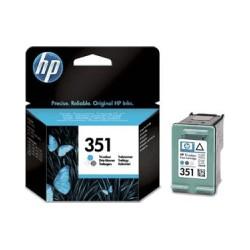 HP Druckkopf mit Tinte Nr 351 farbig (CB337EE)