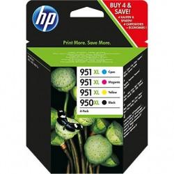 HP Tinten Nr 950XL/951XL Rainbow-Kit (C2P43AE)