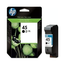 HP Druckkopf mit Tinte Nr 45 schwarz 42ml (51645AE)