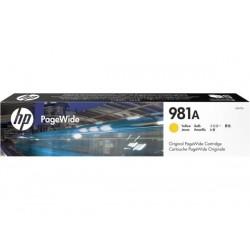 HP 981A Yellow (J3M70A)